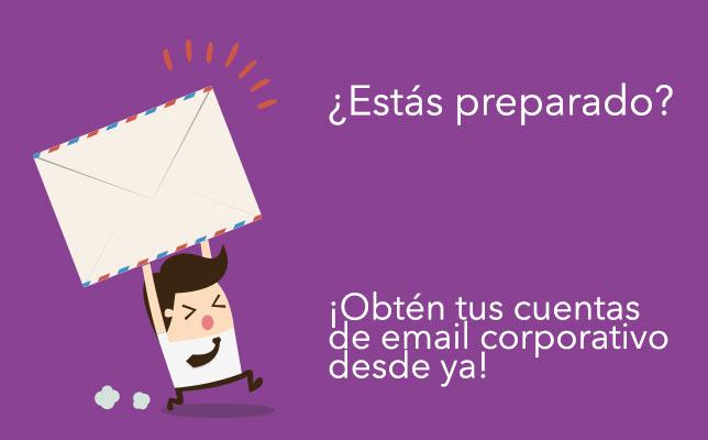 El correo para tu empresa