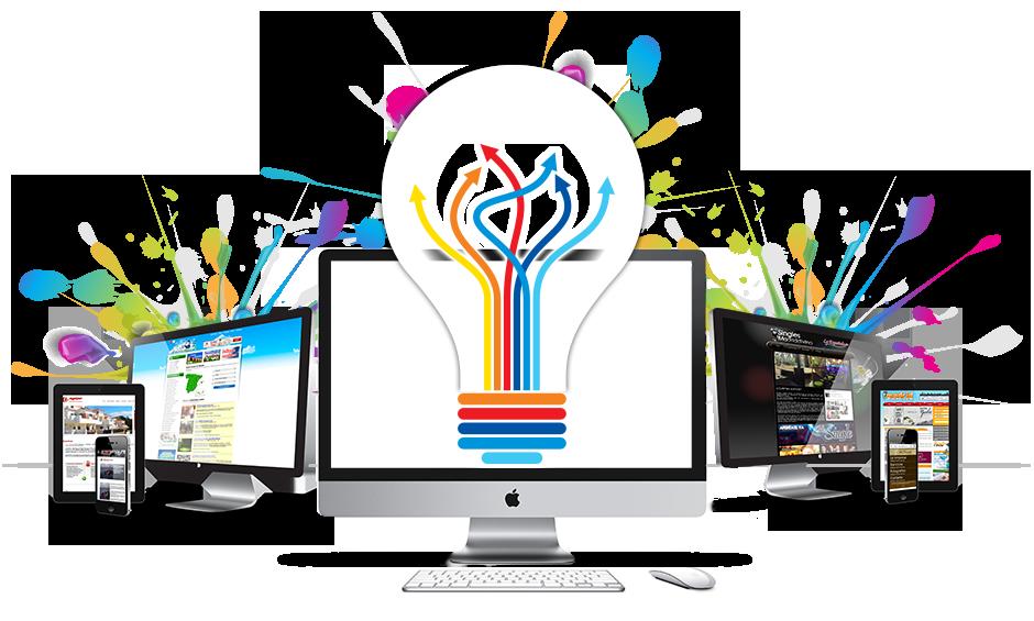 Resultado de imagen de diseño paginas web